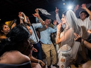 The wedding of Rose and Hagop 2