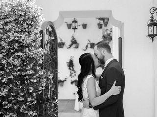 Chase and Stephanie's Wedding in San Clemente, California 3