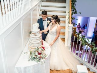 The wedding of Karen and Ethan 2