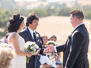 Stacy and John's Wedding in Morgan Hill, California 12