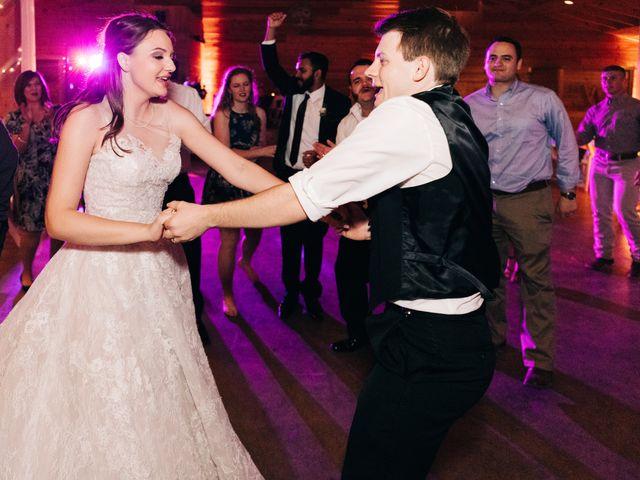Bradley and Catherine's Wedding in Seguin, Texas 1