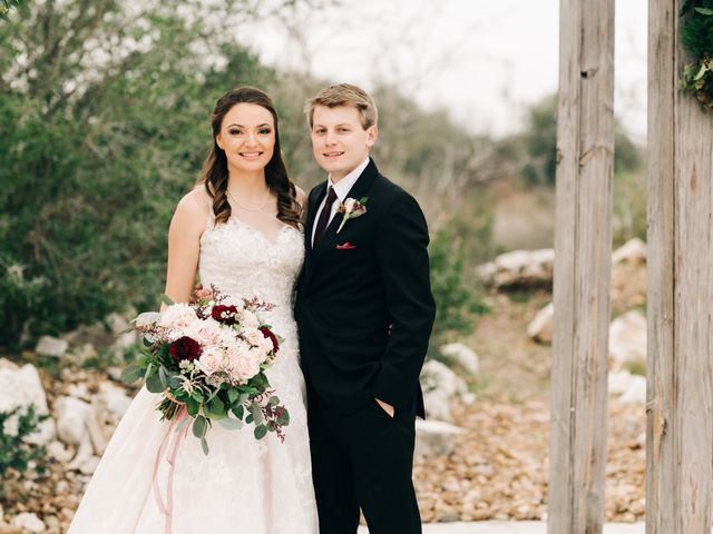 The wedding of Catherine and Bradley