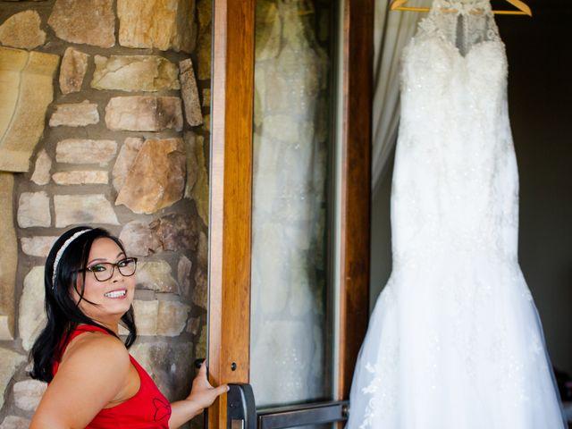 Joseph and Jennifer's Wedding in Meadow Vista, California 29