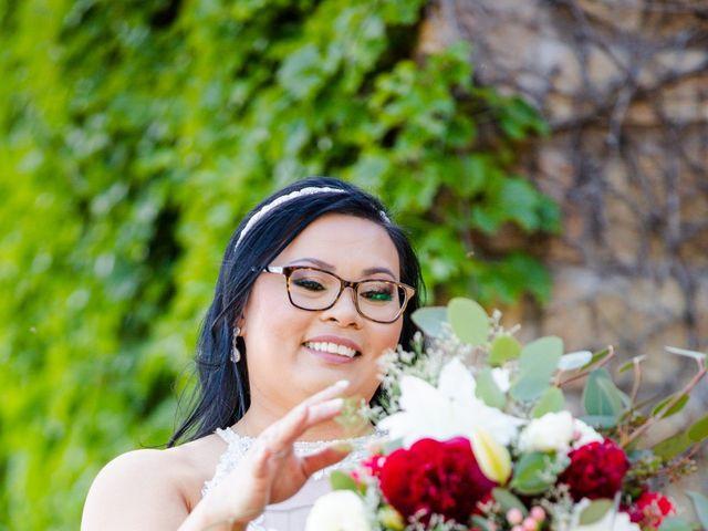 Joseph and Jennifer's Wedding in Meadow Vista, California 31