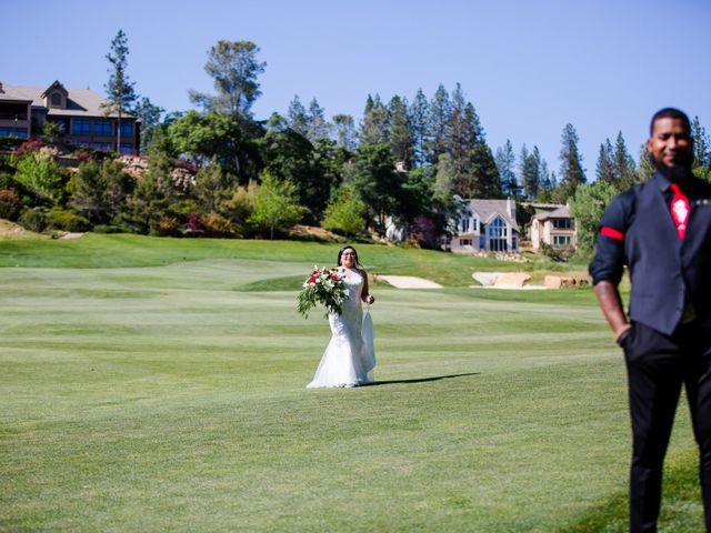 Joseph and Jennifer's Wedding in Meadow Vista, California 35