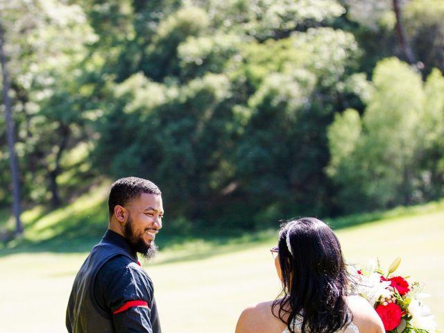 Joseph and Jennifer's Wedding in Meadow Vista, California 37