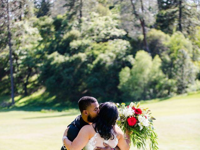 Joseph and Jennifer's Wedding in Meadow Vista, California 39