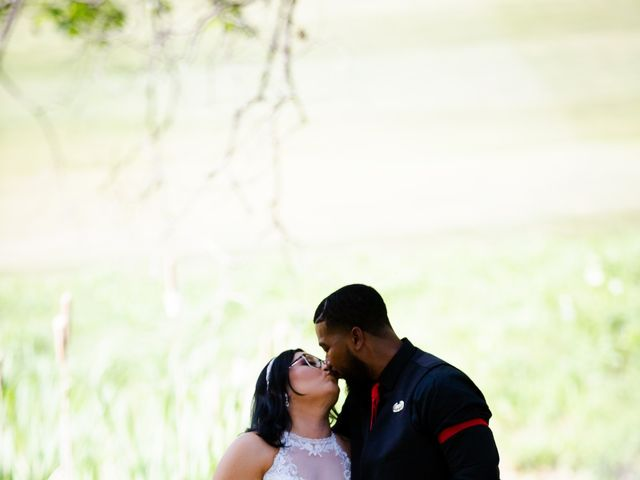 Joseph and Jennifer's Wedding in Meadow Vista, California 44