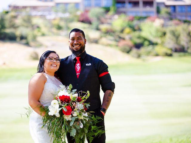 Joseph and Jennifer's Wedding in Meadow Vista, California 45