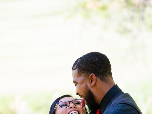 Joseph and Jennifer's Wedding in Meadow Vista, California 46