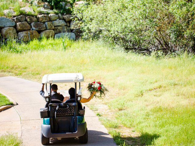 Joseph and Jennifer's Wedding in Meadow Vista, California 48