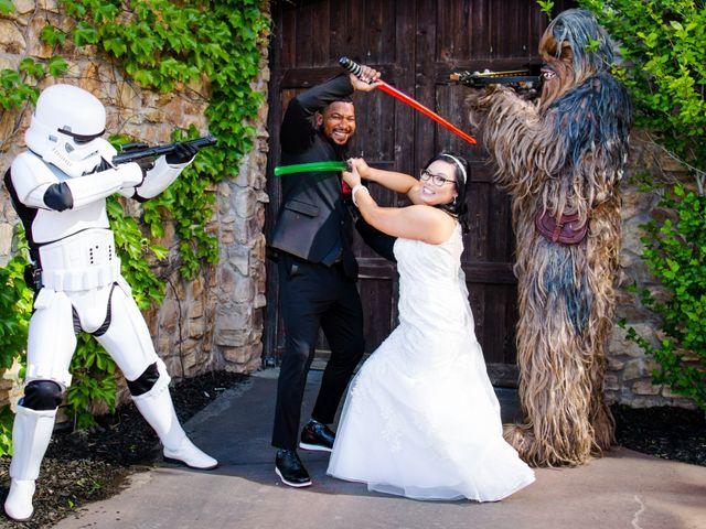 Joseph and Jennifer's Wedding in Meadow Vista, California 50