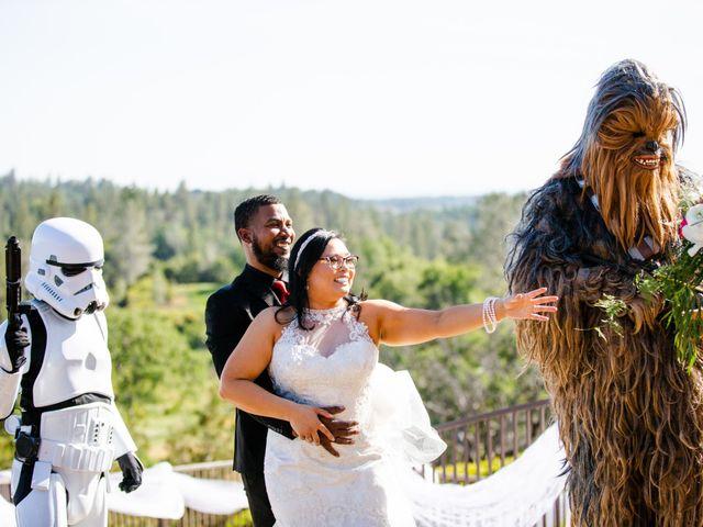 Joseph and Jennifer's Wedding in Meadow Vista, California 53