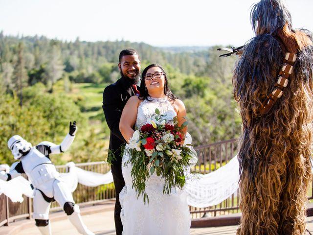 Joseph and Jennifer's Wedding in Meadow Vista, California 54