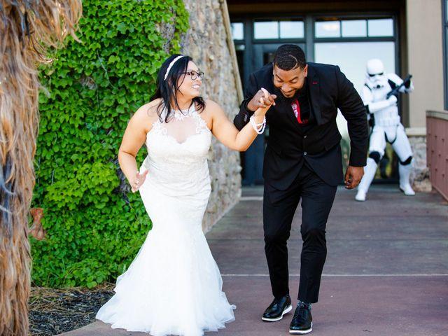 Joseph and Jennifer's Wedding in Meadow Vista, California 55