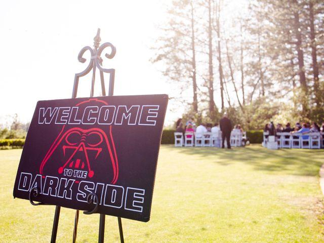 Joseph and Jennifer's Wedding in Meadow Vista, California 57