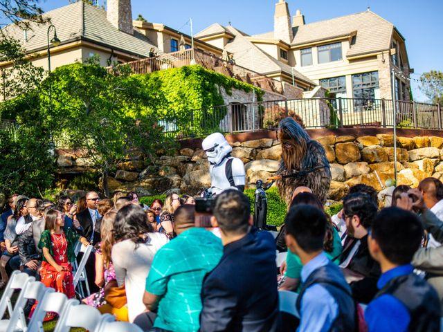 Joseph and Jennifer's Wedding in Meadow Vista, California 61