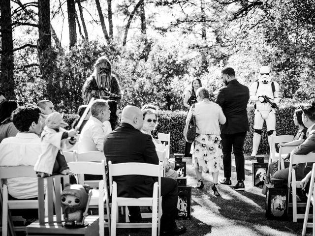 Joseph and Jennifer's Wedding in Meadow Vista, California 63