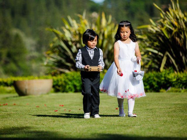 Joseph and Jennifer's Wedding in Meadow Vista, California 64