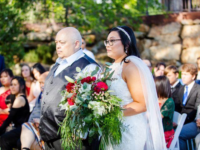 Joseph and Jennifer's Wedding in Meadow Vista, California 69