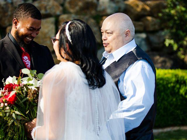 Joseph and Jennifer's Wedding in Meadow Vista, California 70