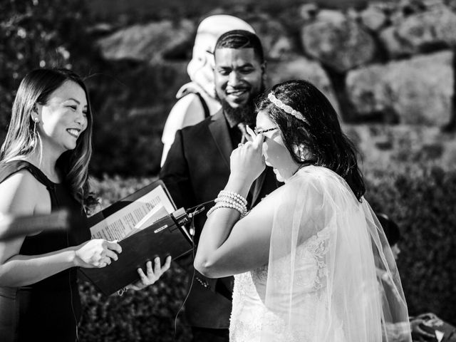 Joseph and Jennifer's Wedding in Meadow Vista, California 71