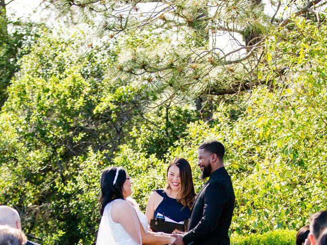 Joseph and Jennifer's Wedding in Meadow Vista, California 74