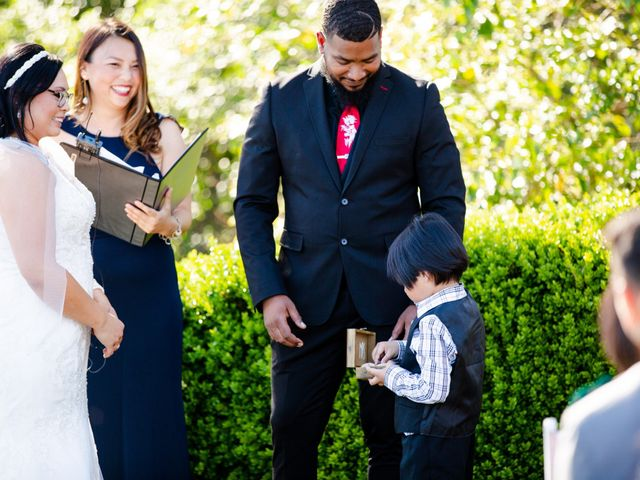 Joseph and Jennifer's Wedding in Meadow Vista, California 75