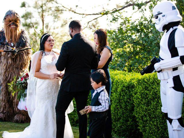 Joseph and Jennifer's Wedding in Meadow Vista, California 77