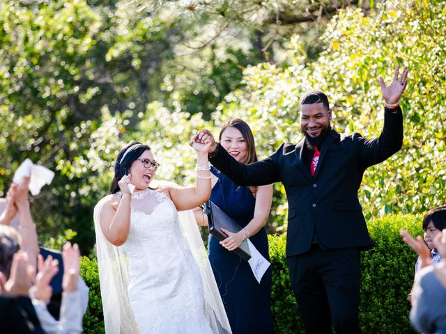 Joseph and Jennifer's Wedding in Meadow Vista, California 84