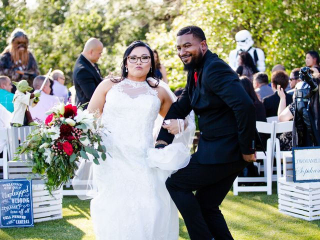 Joseph and Jennifer's Wedding in Meadow Vista, California 85