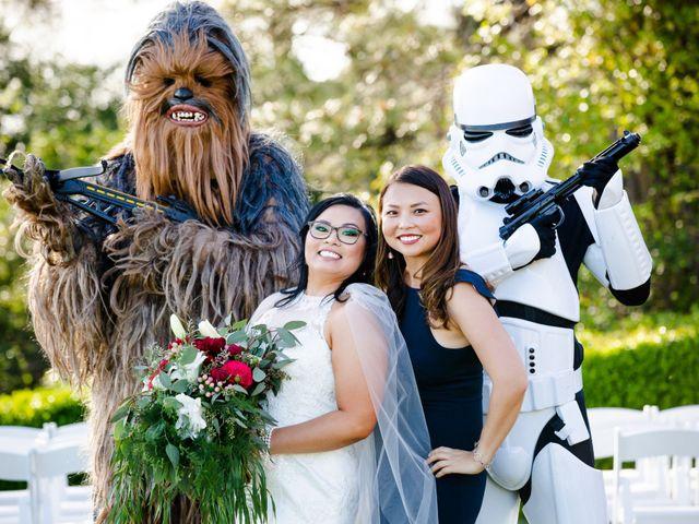 Joseph and Jennifer's Wedding in Meadow Vista, California 89
