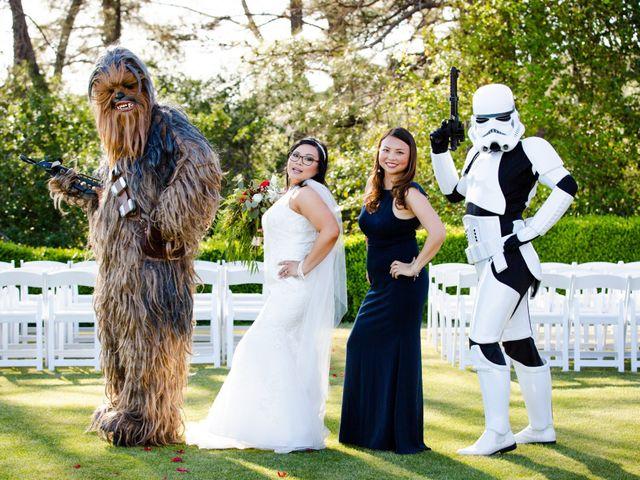 Joseph and Jennifer's Wedding in Meadow Vista, California 90
