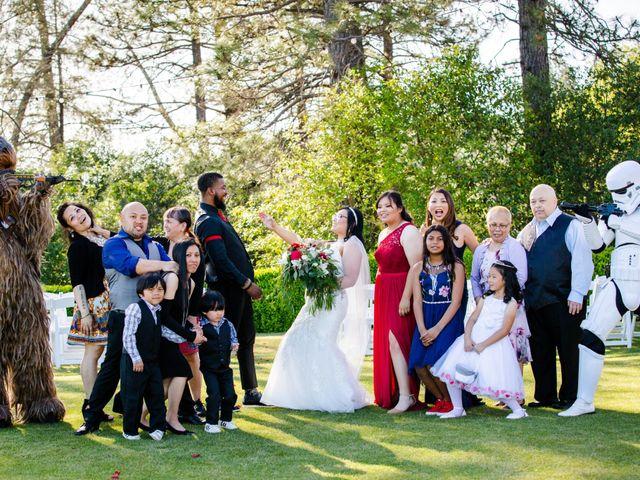Joseph and Jennifer's Wedding in Meadow Vista, California 92