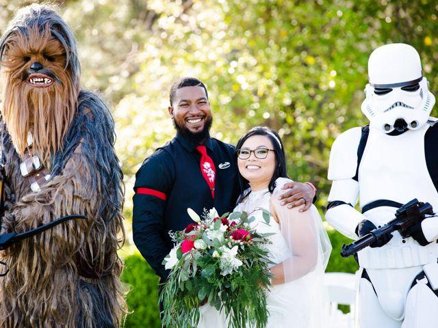 Joseph and Jennifer's Wedding in Meadow Vista, California 94