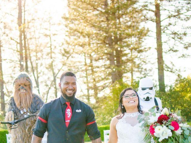 Joseph and Jennifer's Wedding in Meadow Vista, California 98