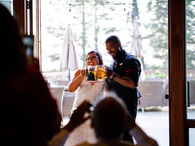 Joseph and Jennifer's Wedding in Meadow Vista, California 104