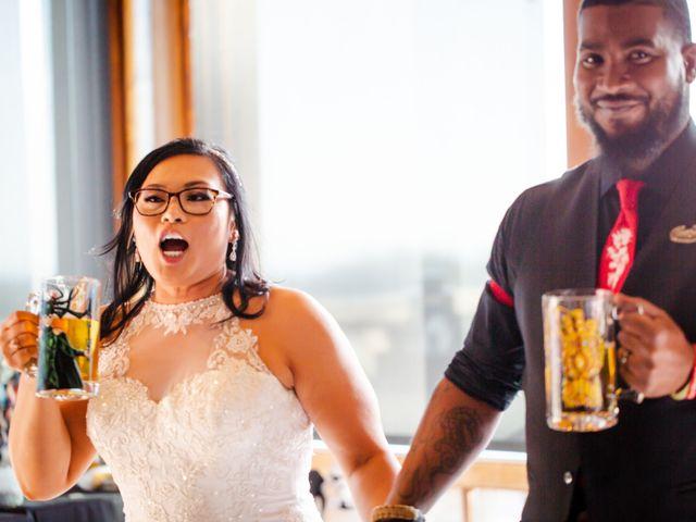 Joseph and Jennifer's Wedding in Meadow Vista, California 105