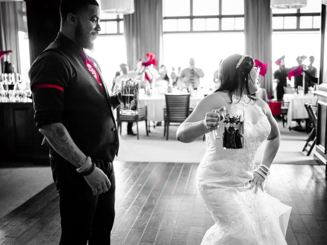 Joseph and Jennifer's Wedding in Meadow Vista, California 106
