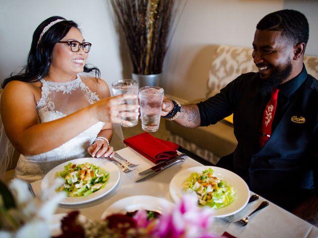 Joseph and Jennifer's Wedding in Meadow Vista, California 107
