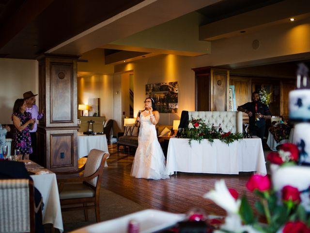 Joseph and Jennifer's Wedding in Meadow Vista, California 109