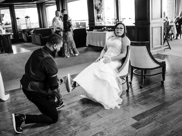 Joseph and Jennifer's Wedding in Meadow Vista, California 116