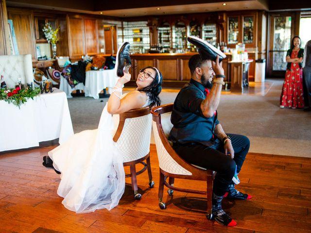 Joseph and Jennifer's Wedding in Meadow Vista, California 118
