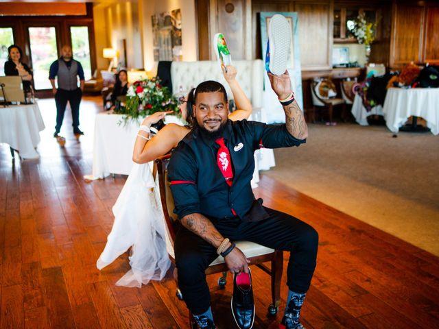 Joseph and Jennifer's Wedding in Meadow Vista, California 120