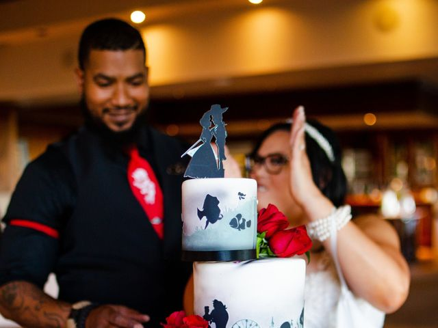 Joseph and Jennifer's Wedding in Meadow Vista, California 127