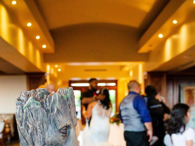 Joseph and Jennifer's Wedding in Meadow Vista, California 143