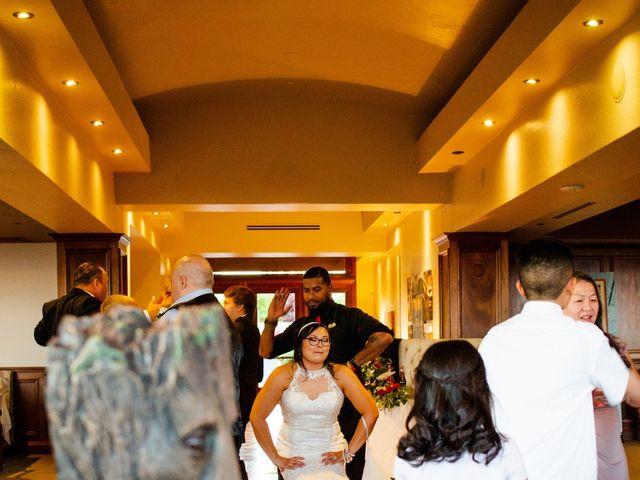 Joseph and Jennifer's Wedding in Meadow Vista, California 144