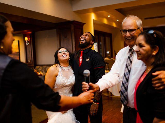 Joseph and Jennifer's Wedding in Meadow Vista, California 146