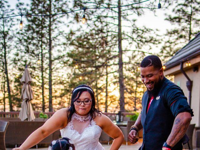 Joseph and Jennifer's Wedding in Meadow Vista, California 148