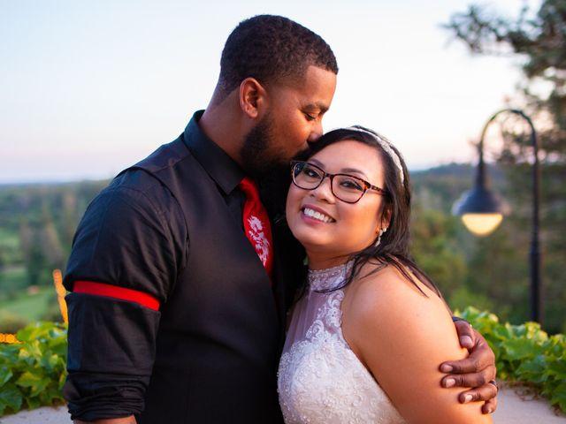 Joseph and Jennifer's Wedding in Meadow Vista, California 149
